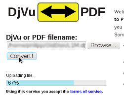 djvu to pdf offline converter free download